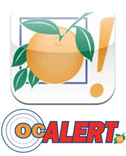 OCAlerts logo